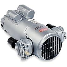 Piston Air Compressor, 1HP, 115/230V, 1Ph
