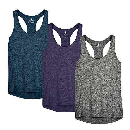 icyzone Activewear Running Workouts Clothes...