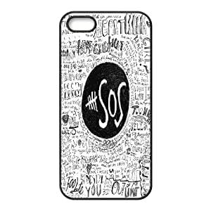 5 Second of Summer 5sos Eyes Custom Case For Apple Iphone 5 5S Cases FNWT-L877180