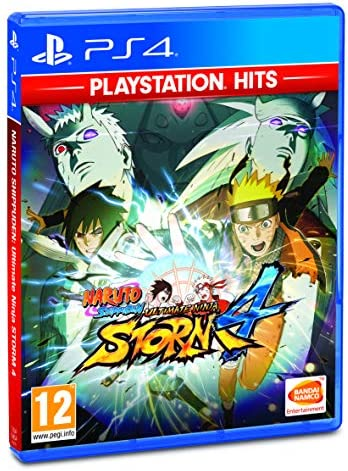 Naruto Shippuden: Ultimate Ninja Storm - PlayStation 4 ...