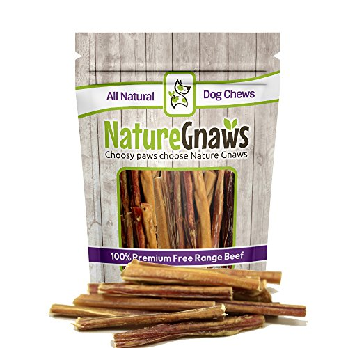 Nature Gnaws Junior Bully Sticks 5-6