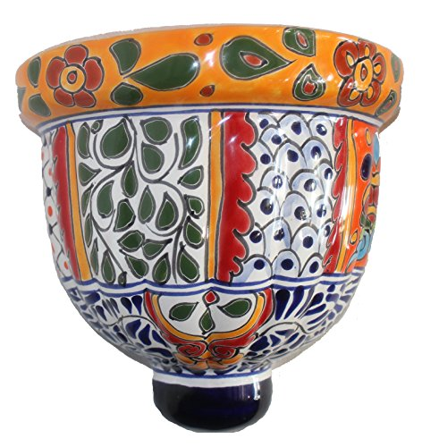 Talavera Xtra Large Wall Planter - 12