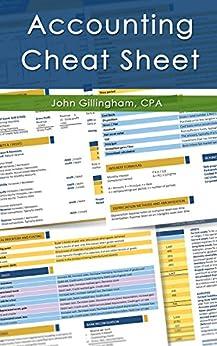 Amazon.com: Accounting Cheat Sheet: Learn Financial Accounting ...