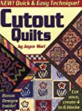 Cutout Quilts, Joyce Mori, 188558850X