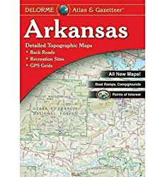 Image of the product Arkansas Atlas & that is listed on the catalogue brand of .