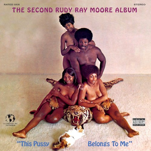 The 2nd Rudy Ray Moore Album- ...