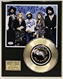 Fleetwood Mac Gold Record Signature Series LTD Edition Display