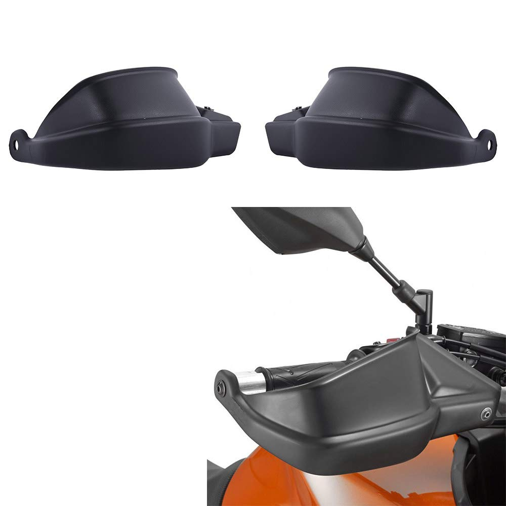 XX eCommerce Motorcycle Motorbike Handle Bar Hand Guard Handguard Protector Brake Clutch Protector Wind Shield for 2013-2019 Honda CB500X 2014 2015 2016 2017 2018
