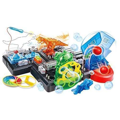 (Edu Science Electro Challenge 125 Activity Set)