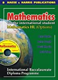Mathematics HL Options for International Baccalaureate