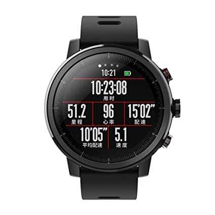 Amazon.com: Youtainkai Xiaomi Amazfit Smartwatch 2 Running ...