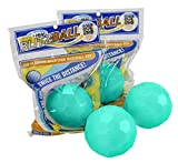 Dude Perfect Blitzball Plastic Baseball (4 Pack) - Limited Edition