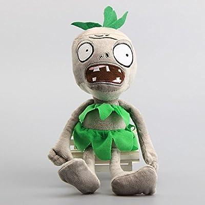 Pirate Zombie Green 12 Inch Toddler Stuffed Plush Kids Toys PVZ by kidsheaven: Toys & Games