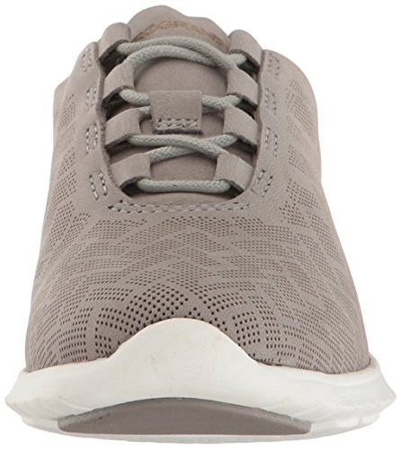 Cole Haan Womens Zerogrand Genevieve Perf Trainer Ironstone Perforated Nubuck/Optic White D1tJT