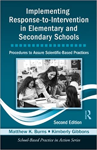 amazon com implementing response to intervention in elementary and