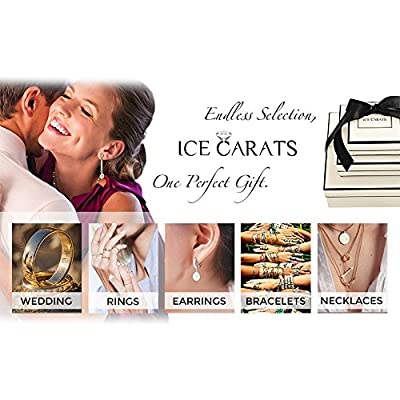 ICE CARATS 925 Sterling Silver Black Enamel Cuff Links Mens Cufflinks Man Link