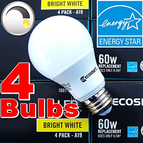 EcoSmart Equivalent Bright Energy Dimmable