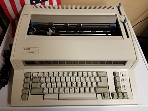 Ibm Wheelwriter 1000 Typewriter - 9