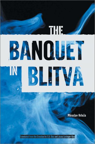 The Banquet in Blitva (Literature in Translation S)