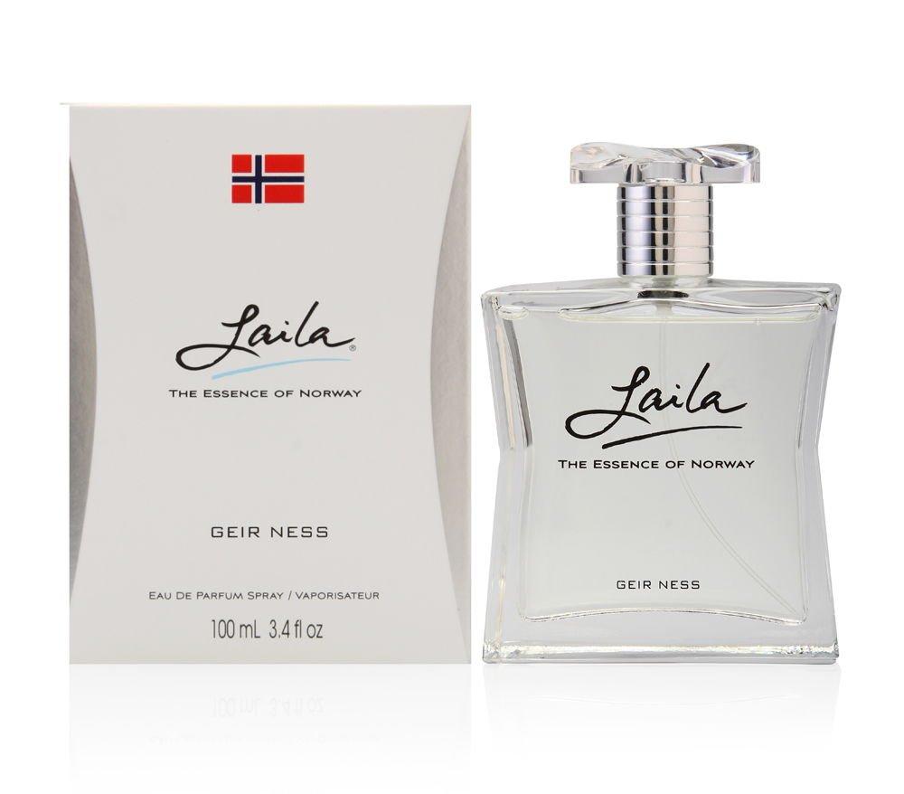 Laila ~ Geir Ness 3.4 oz Women Eau de Parfum Spray New in Box