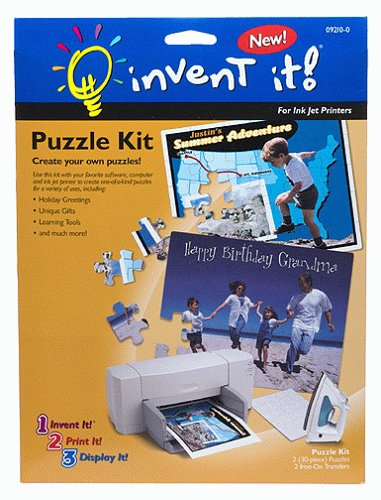 Invent It! Puzzle Kit