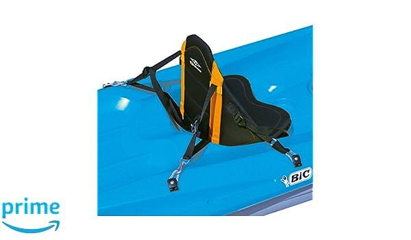 BIC Sport - Accesorio para remos de kayak y piragua, color nergo/naranja, talla UK: 220cm: Amazon.es: Deportes y aire libre