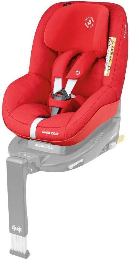 Maxi-Cosi Mai-Cosi Pearl - Asiento de coche para bebé, color rojo ...