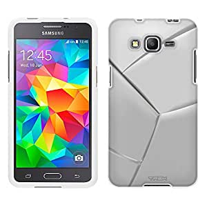 Samsung Galaxy Grand Prime Case, Snap On Cover by Trek Volleyball Case