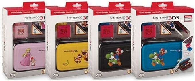 Nintendo 3DS - Pack Bolsa Traveller Essential Personajes (surtido ...