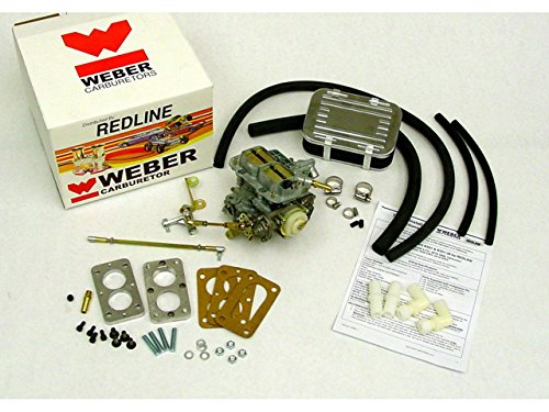 weber carburetor isuzu - 1