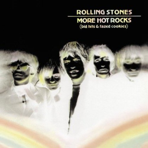 More Hot Rocks Rolling Stones Circle