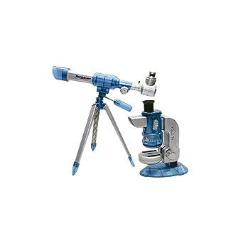 i-Cube 7608 - Microscopio proyector y telescopio Astronómico 60/90 ...