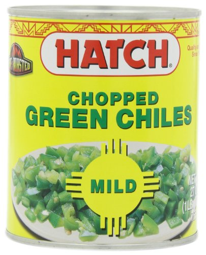 - Hatch Mild Chopped Green Chile, 27-Ounce (Pack of 3)