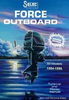 Force outboards all engines 1984 99 seloc marine tune up and force outboards all engines 1984 96 seloc publications marine manuals fandeluxe Gallery