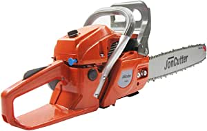 Farmertec 54.6cc JonCutter Gasoline Chainsaw Power Head Without Saw Chain and Blade