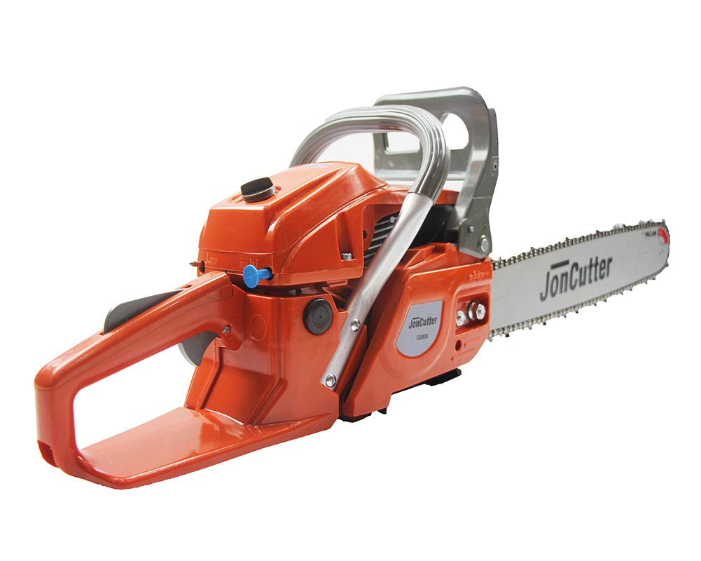 Farmertec 58cc JonCutter Gasoline Chainsaw Power Head Without Saw Chain and Blade One Year Warranty