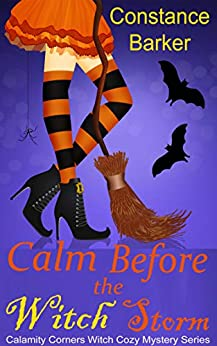 Before Witch Calamity Corners Mystery ebook product image