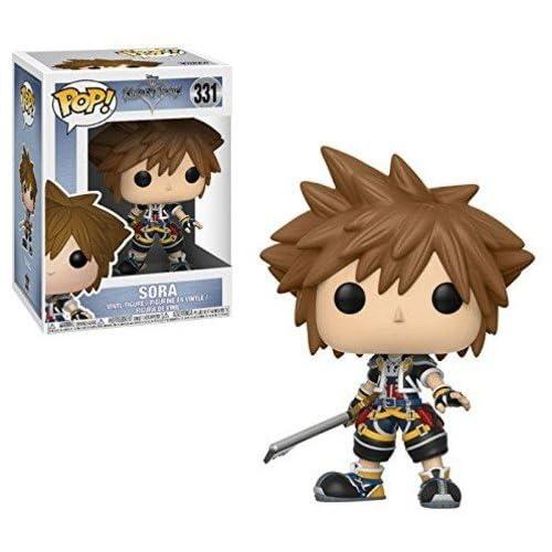 Funko 21759 POP Disney: Kingdom Hearts - Sora Collectible Vinyl Figure, 3.75 Inches