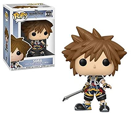 Image Unavailable. Image not available for. Color  Funko Pop Disney  Kingdom  Hearts - Sora ... e025edd982e9