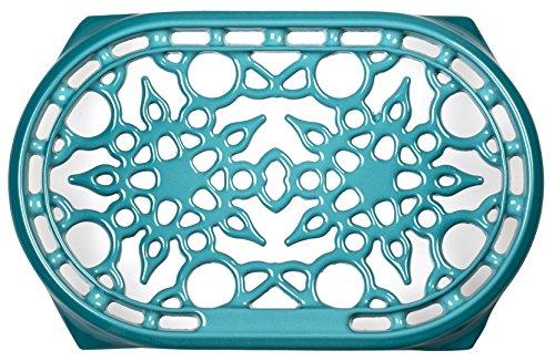 Le Creuset Cast Iron Deluxe Oval Trivet, 10 1/2