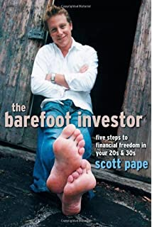 The barefoot investor five steps to financial freedom in your 20s the barefoot investor five steps to financial freedom in your 20s and 30s paperback malvernweather Images