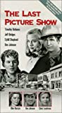 The Last Picture Show (Director's Cut) [VHS]