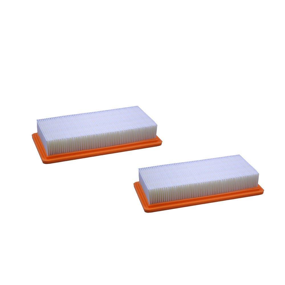 2pcs filtre de remplacement HEPA 6.414-631.0 pour Karcher DS5500 DS5600 DS 5.800 DS 6.000