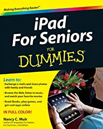 Ipad for Seniors for Dummies(r), 5th Edition