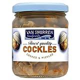Van Smirren Cockles in Vinegar (205g) - Pack of 2