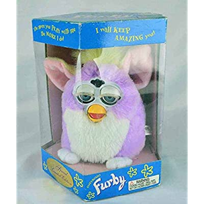 Furby Special Limited Edition Spring: Toys & Games