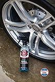 Adams Deep Wheel Cleaner 16oz - Tough on Brake Dust, Gentle On Wheels - Changes Color As It Works