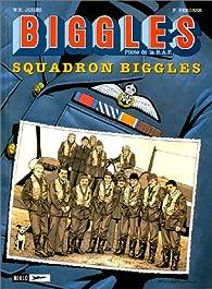 Biggles (Miklo), tome 6 : Squadron Biggles par William Earl Johns