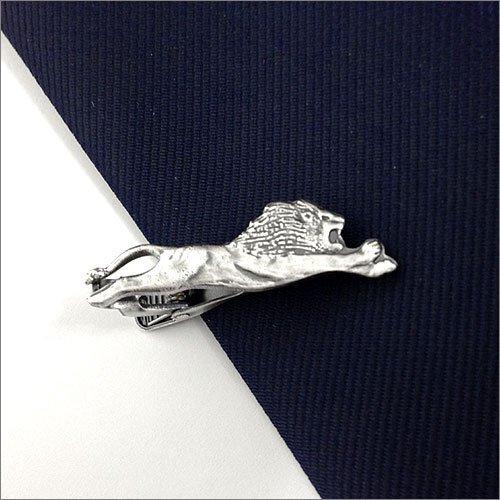 Lion Unique Tie Clasps & Tacks Tie Clip Bar Tie Pin Made in Japan