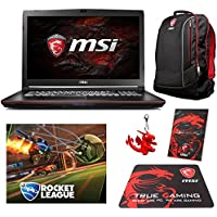 MSI GP72VR Leopard Pro-281 Select Edition (i7-7700HQ, 16GB RAM, 120GB NVMe SSD + 1TB HDD, NVIDIA GTX 1060 3GB, 17.3 Full HD, 120Hz, Windows 10) VR Ready Gaming Notebook